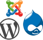 drupal-wordpress-joomla-cms